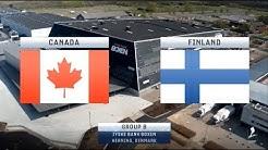 Kanada -  Suomi 1-5 | IIHF Worlds 2018