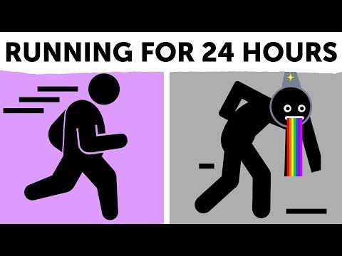 What If You Run for 24 Hours Without Stopping?
