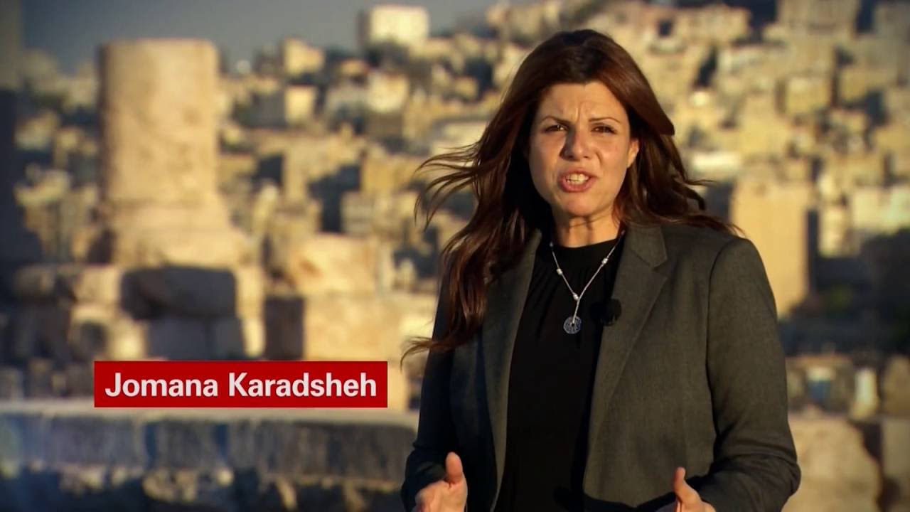 jomana karadsheh biography of christopher