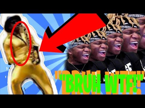 """KSI REACTS TO """"MONKEY PLAYING A HORN"""""""