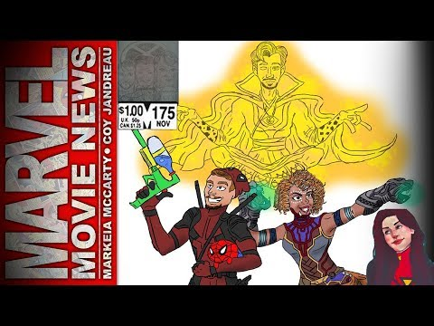 Avengers: Infinity War Previews and Black Panther Breaks Records! | Marvel Movie News Ep 175