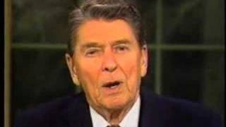 Reagan responds to Obama and his supporters
