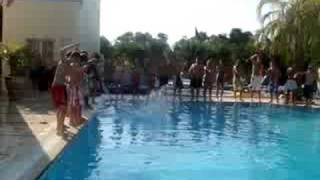 Celebrate the Summer Malia 2008 Danaides Pool Rave!