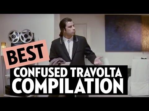CONFUSED TRAVOLTA MEME COMPILATION