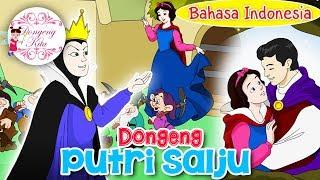 KISAH PUTRI SALJU  (Bahasa Indonesia) ~ Dongeng Anak Dunia   Dongeng Kita