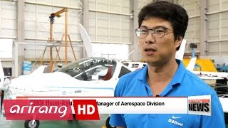 Korea succeeds in developing its first light aircraft for commercialization