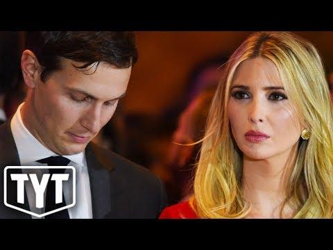 Ivanka and Jared In Big Trouble