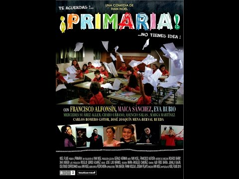 PRIMARIA! (2010) film Trailer by Ivan Noel