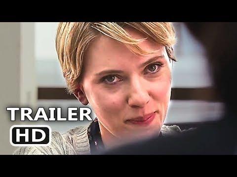 MARIAGE STORY Trailer (2019) Scarlett Johansson, Adam Driver, Netflix Romance Movie