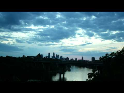 Minneapolis Minnesota time lapse 2015 aquatenial