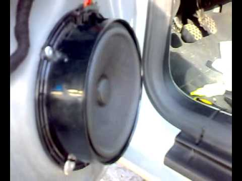 Original Speakers Seat Toledo Leon 1m Youtube