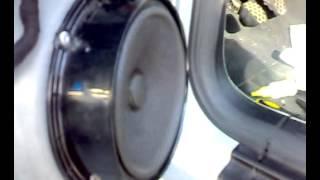 Original speakers Seat Toledo/Leon 1M