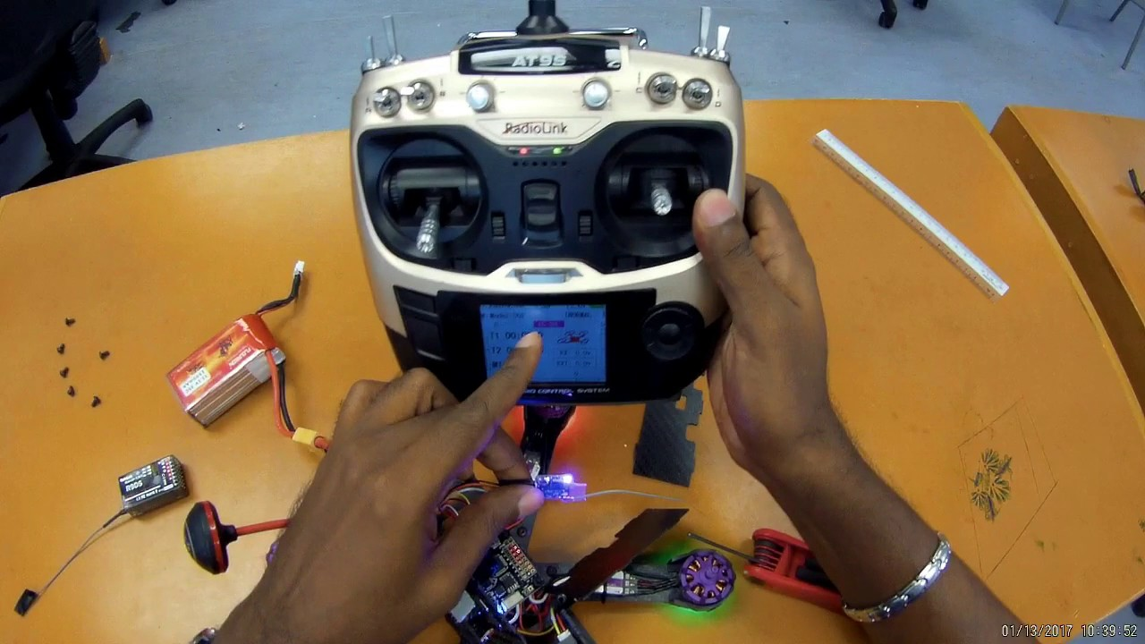 maxresdefault newbie fpv pilot adding & binding new reciever r6dsm youtube  at edmiracle.co