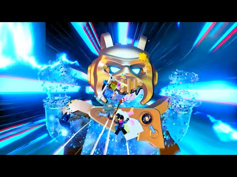 LEGO Dimensions Lord Vortech Between Dimensions Boss Fight