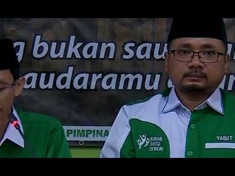 Keterangan Pers GP Ansor Tentang Pembakaran Bendera [FULL]