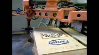 Полировка готовых изделий из мрамора(, 2013-01-09T08:25:18.000Z)