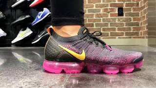 super popular 9df78 6d732 KINGSHOES - Giày Nike Air VaporMax Flyknit 2 (Review  amp  On feet)