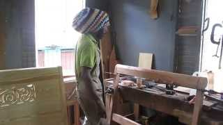 Building A Bed With Trinidad Winning Woodworker
