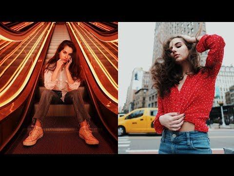 New York City Portraits Part 2 w/ Katerina (Fujifilm 16mm F1.4 & 35mm F1.4)