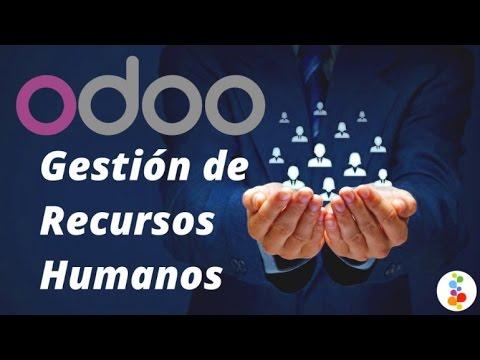 Odoo, Software Gestión Recursos Humanos Open Source. Openinnova