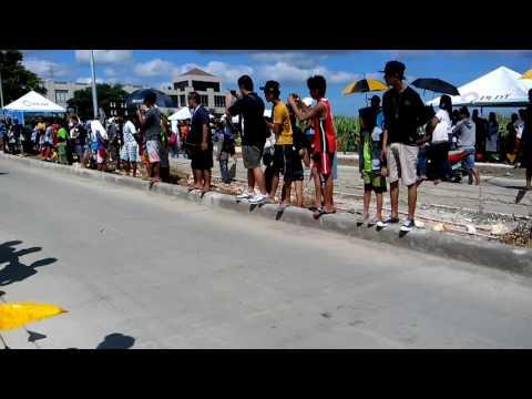 Bogo Cebu Drag race