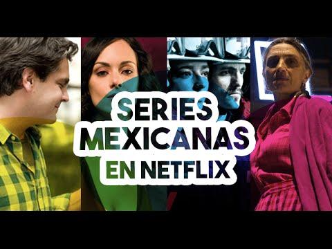 4 series mexicanas en Netflix - YouTube