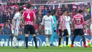 ATHLETIC BILBAO 1-2 REAL MADRID GOALS ARABIC COMMENTARY ملخص مباراة ريال مدريد2 -1 اتلتيك بلباو