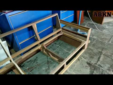 #woodframe #structure New Wood Frame Structure || TUTORIAL || how to make sofa?