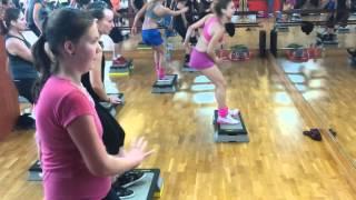Power Step - 24FIT - Conventie Bucuresti ABC Fitness