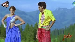 Actress Pranitha Subhash Hot  Saree Song | Travel Diaries