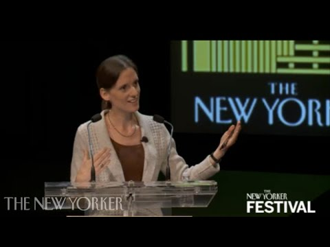 "Rebecca Mead on ""Middlemarch"" - The New Yorker Festival - The New Yorker"