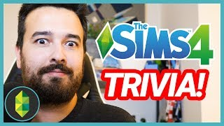 Testing my Sims Knowledge - The Sims TRIVIA