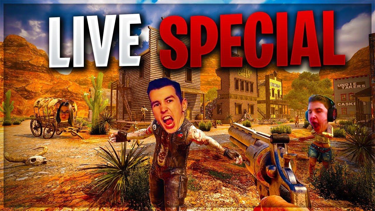 LIVE SPECIAL *ZIUA 49* INVAZIA ZOMBIE CU BRIGADA!!