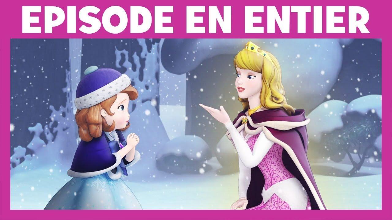 Princesse Sofia Moment Magique Les Amis Animaux D Aurore