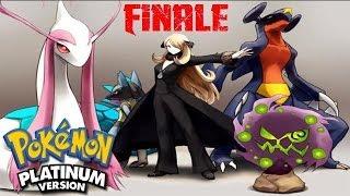 Pokémon Platinum (Blind) Vs. Champion [END] I KNEW IT