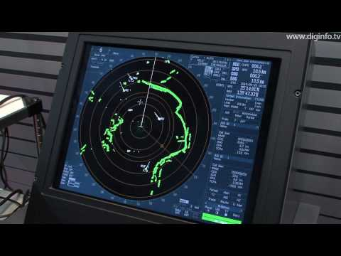 Marine Radar BR-3200 and ECDIS EC-8000/8500 : DigInfo