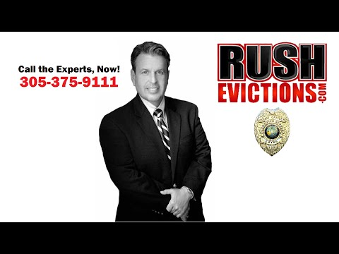 RUSH Evictions™ - Same-Day Service In Miami-Dade County Florida!