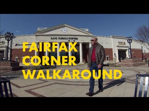 Fairfax Corner Walkaround, History Of The World Reenactment And Double Parking Dumbass