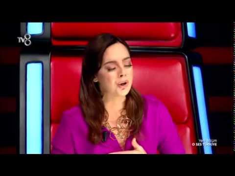 Ebru Gündeş - Gönlümün Efendisi - O Ses Türkiye 2015
