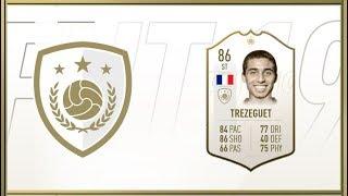 FIFA 19 - David Trezeguet (86) - Icon Review