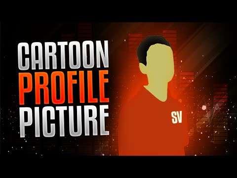 How to Make a Cartoon Profile Picture/Avatar! Profile Picture Tutorial! (2015/2016)