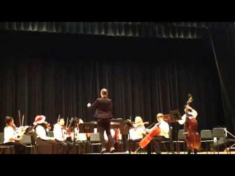 Hungary Creek Middle School December 2014 Beginning Strings