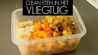 Clean eten in het vliegtuig: Food prep | EnterpriseMe TV