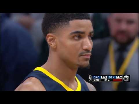 Nuggets Thunder Final 2 Minutes