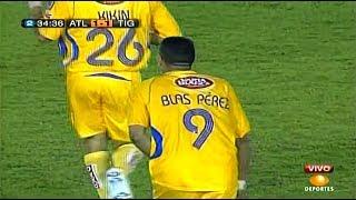 Gol De Blas Pérez Atlante vs Tigres 1-1 Jornada 7 Clausura 2008 Liga Mx HD