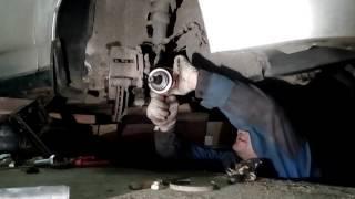 Замена наружней гранаты и шаровой опоры