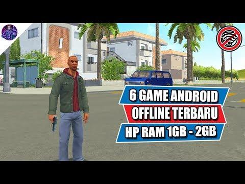 6 Game Android Offline Terbaru untuk HP RAM 1GB - 2GB - 동영상