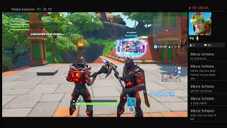 Fortnite 52 proxima team specimens (PRX) who beats FocaMan passes in practice