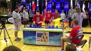 State Challenge: Ohio vs. N. Carolina