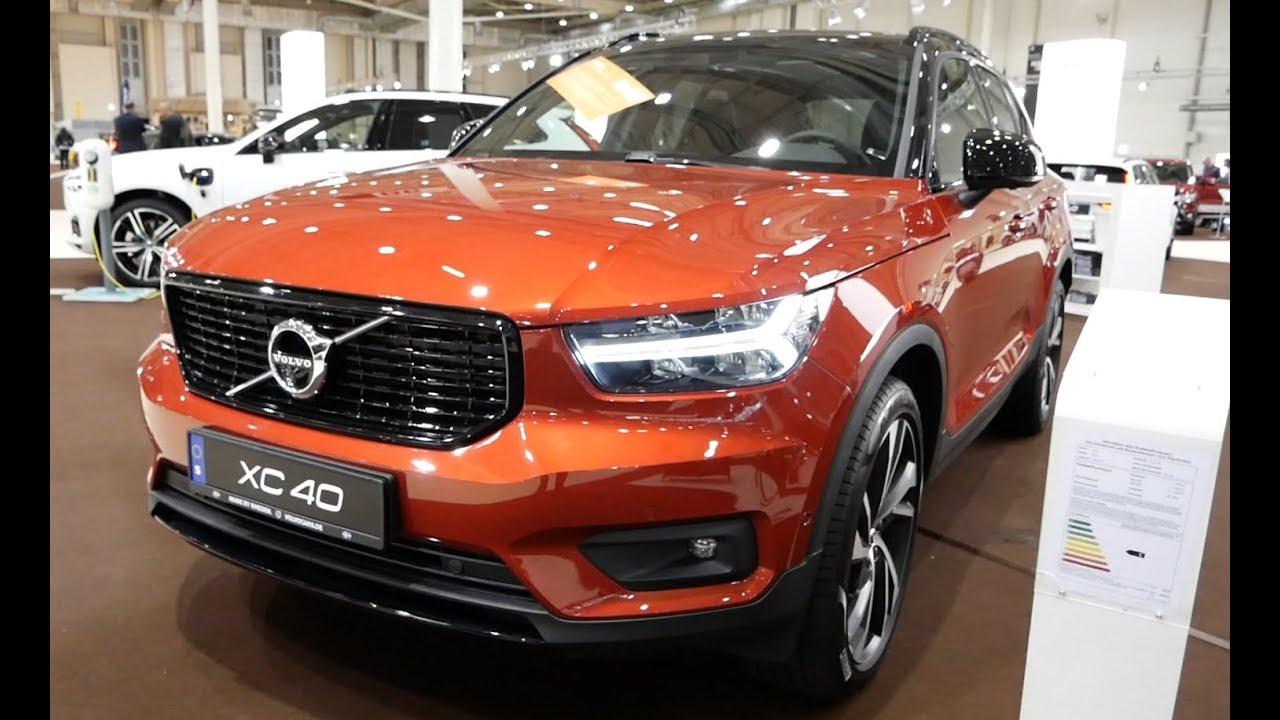 2020 new volvo xc40 r design t5 exterior and interior